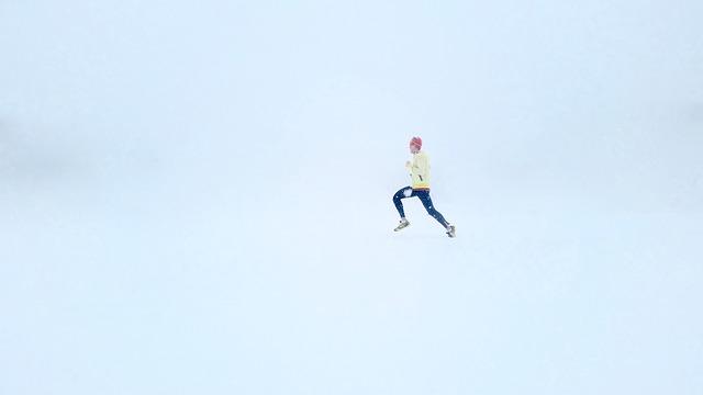 hardlopen bij verkoudheid