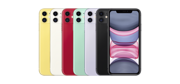 iphone 11 kleuren