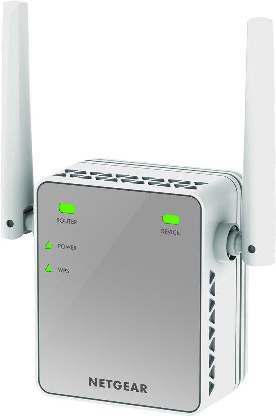 Netgear EX2700 - wifi versterker - 300 Mbps