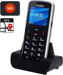 Alecto FM-7950 Senioren mobiele telefoon