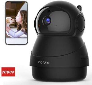 Beveiligingscamera WiFi 1080P Draadloze Indoor IP