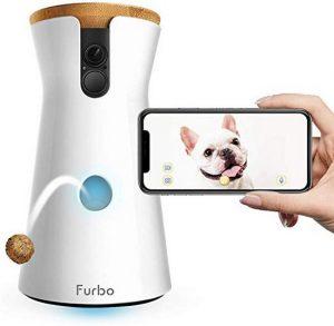 Furbo HD-WIFI- Hondencamera snackuitgave