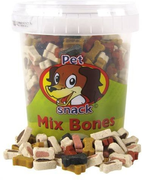 Petsnack Mix Boned