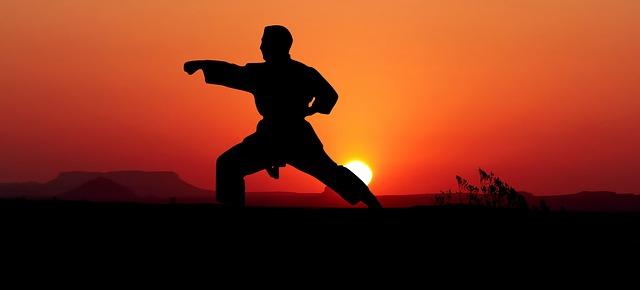 beginnen met vechtsport