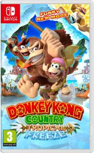 Donkey Kong Country Tropical Freeze – Switch