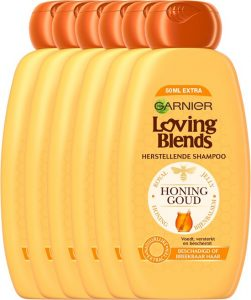 Garnier Loving Blends, honing goud