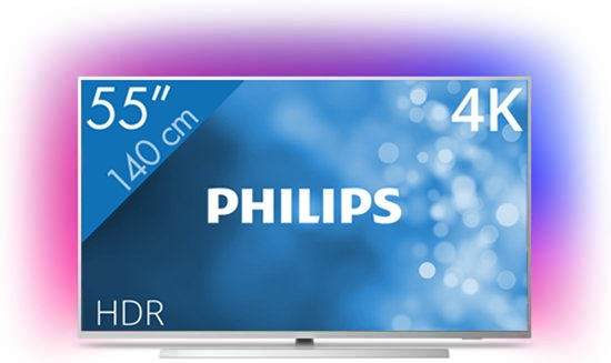 Philips The One 55PUS730412 - 4K TV