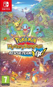 Pokémon Mystery Dungeon: Rescue Team DX – Switch